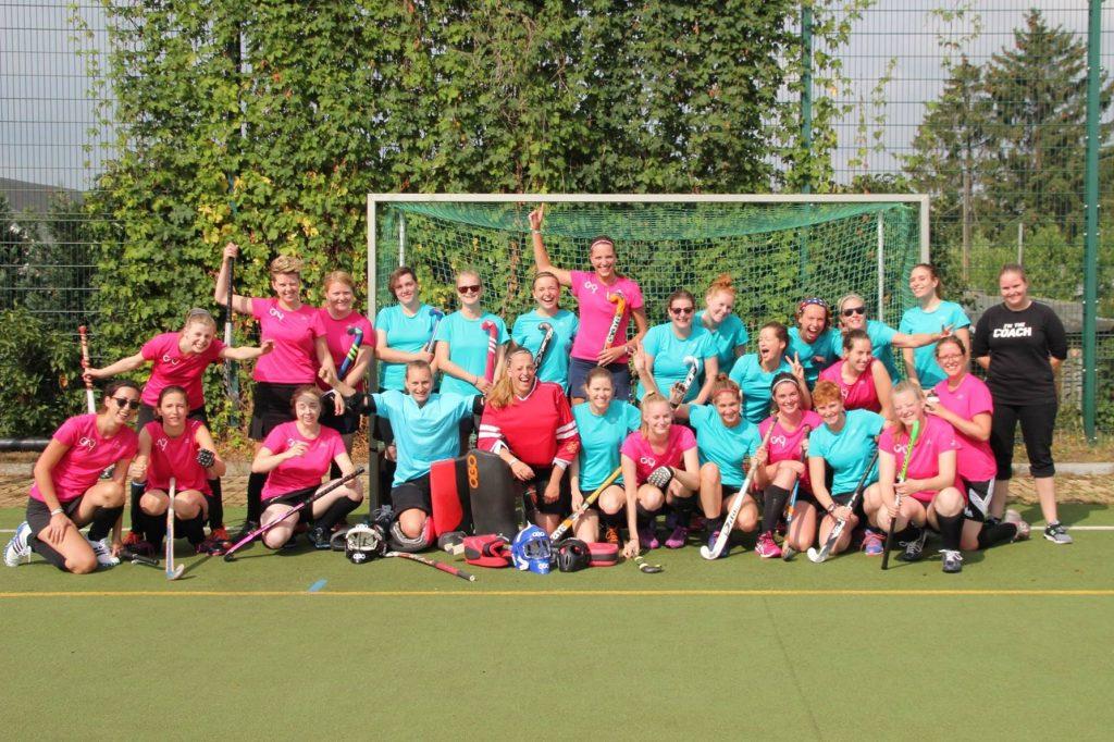 PinkHockey Fest: Berlin