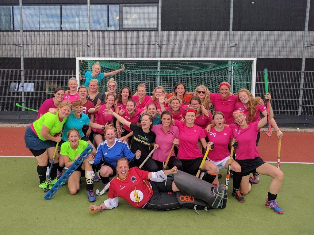 PinkHockey Fest: Amsterdam